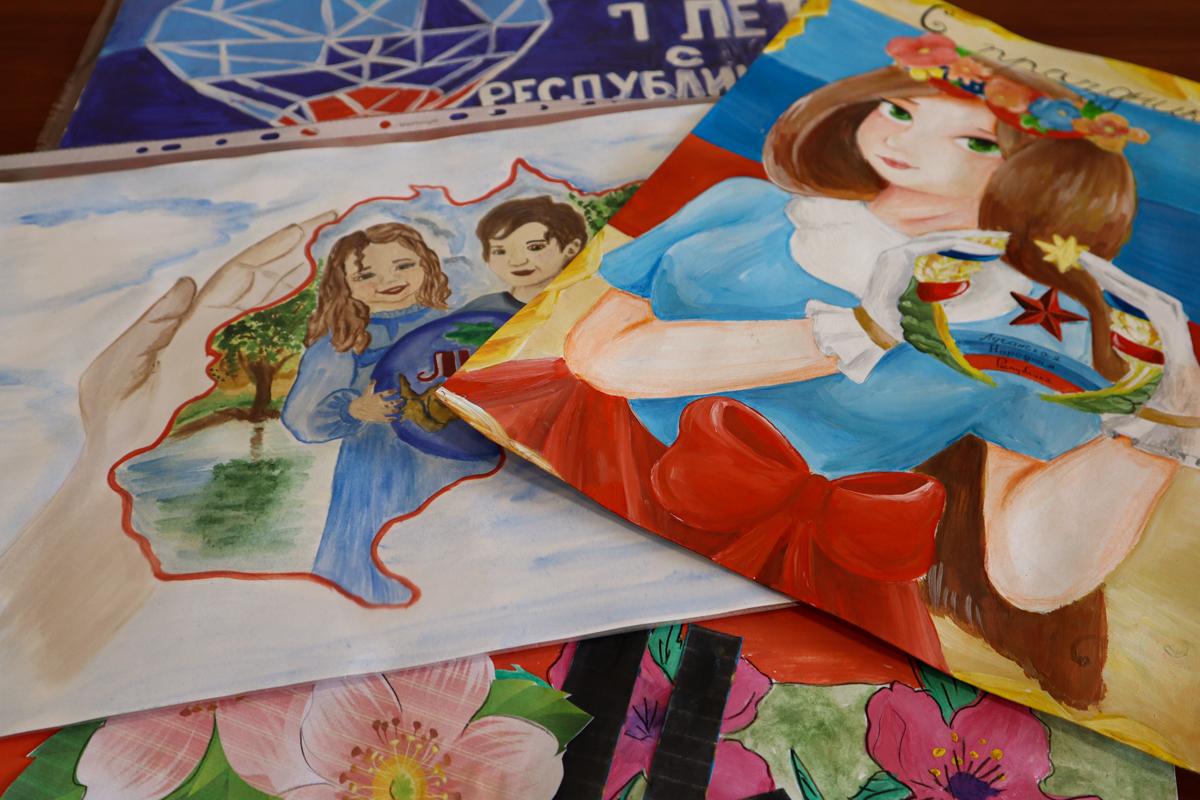 Голосование за лучшие работы в конкурсе «Открытка Республике» стартовало в ЛНР 1
