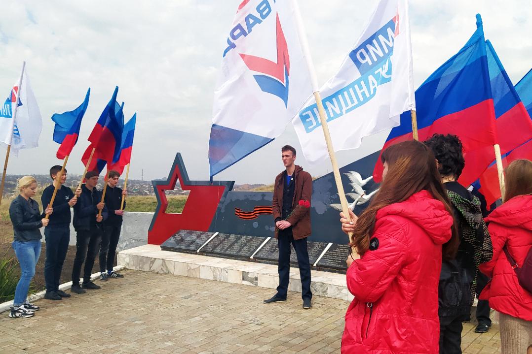 В городах и районах Республики почтили память жертв украинской агрессии 17
