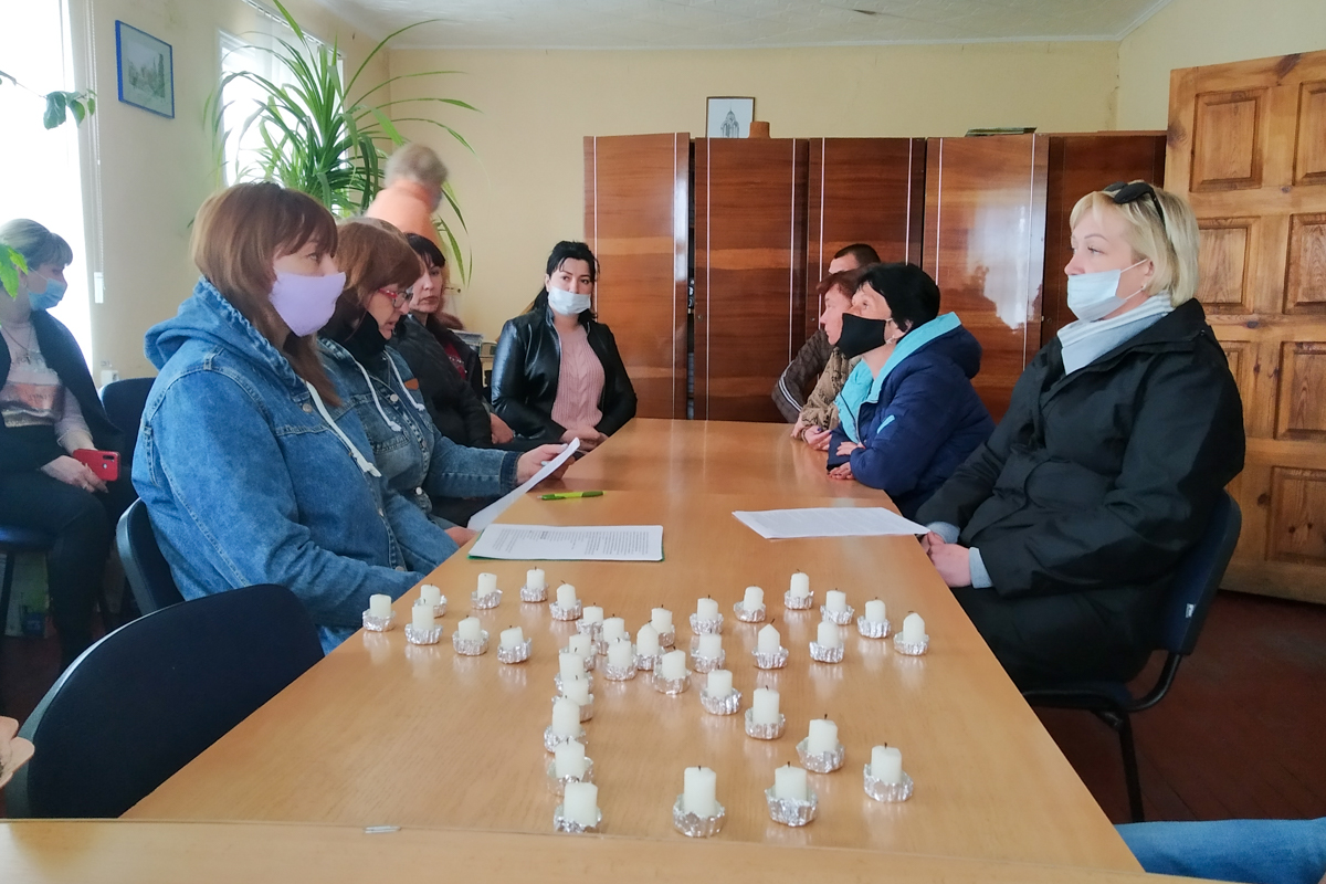 В ЛНР прошли мероприятия ко Дню участников ликвидации последствий радиационных аварий и катастроф и памяти жертв этих аварий и катастроф 6