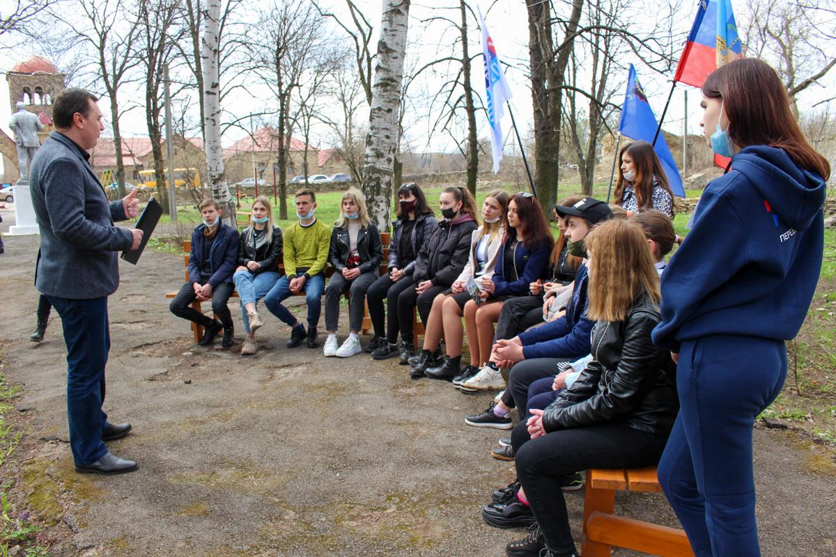 Экофестиваль состоялся в посёлке Селезнёвка Перевальского района 4