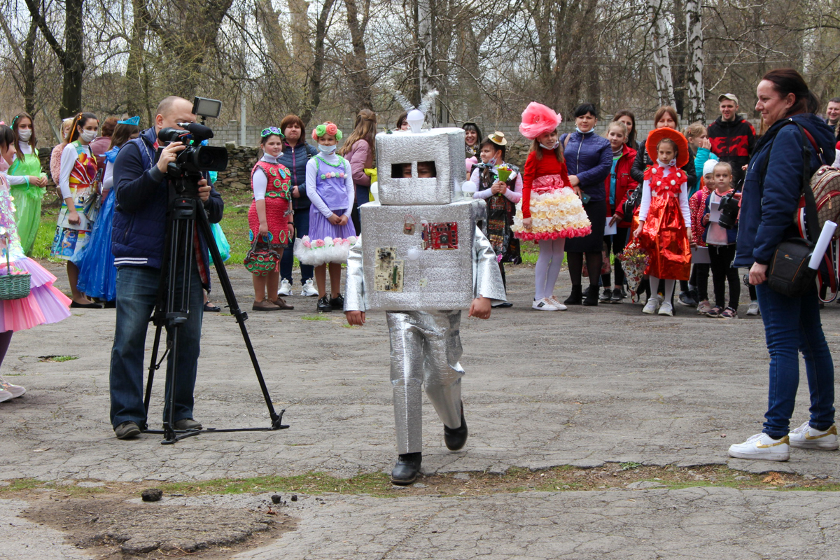 Экофестиваль состоялся в посёлке Селезнёвка Перевальского района 3