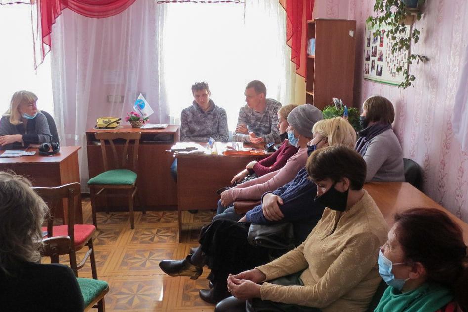 Активисты ОД «Мир Луганщине» во всех городах и районах ЛНР провели мероприятия, посвящённые 7-й годовщине взятия СБУ