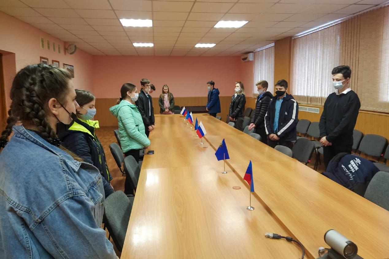 Урок мужества о событиях на Чернобыльской атомной электростанции прошёл в Перевальске 3