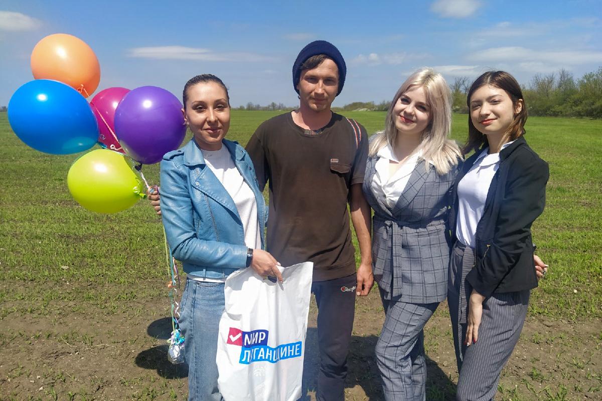 Представителей рабочих профессий Перевальска поздравили с Праздником Весны и Труда