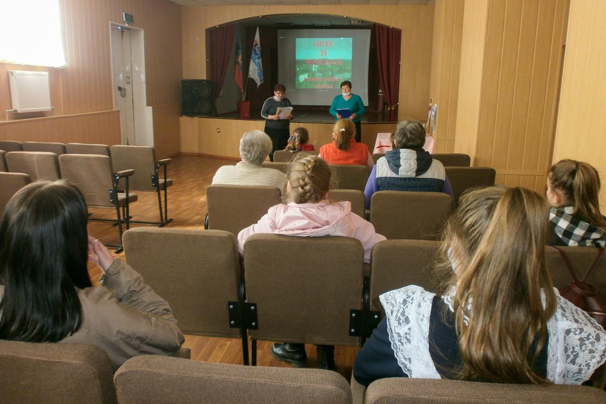 В ЛНР прошли мероприятия ко Дню участников ликвидации последствий радиационных аварий и катастроф и памяти жертв этих аварий и катастроф 14
