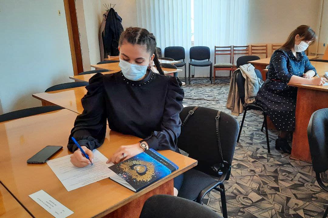 Александр Криеренко встретился с финалистами проекта «Лидеры Луганщины» из Антрацита 2