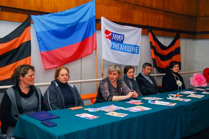 В Червонопартизанске прошла встреча участников создания референдума