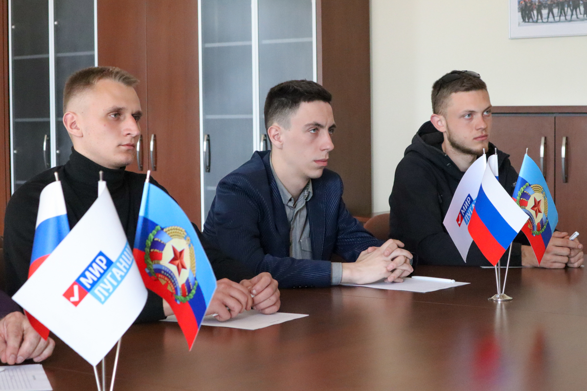 Представители ЛНР приняли участие в международном телемосте, посвящённом 76-летию Победы 5