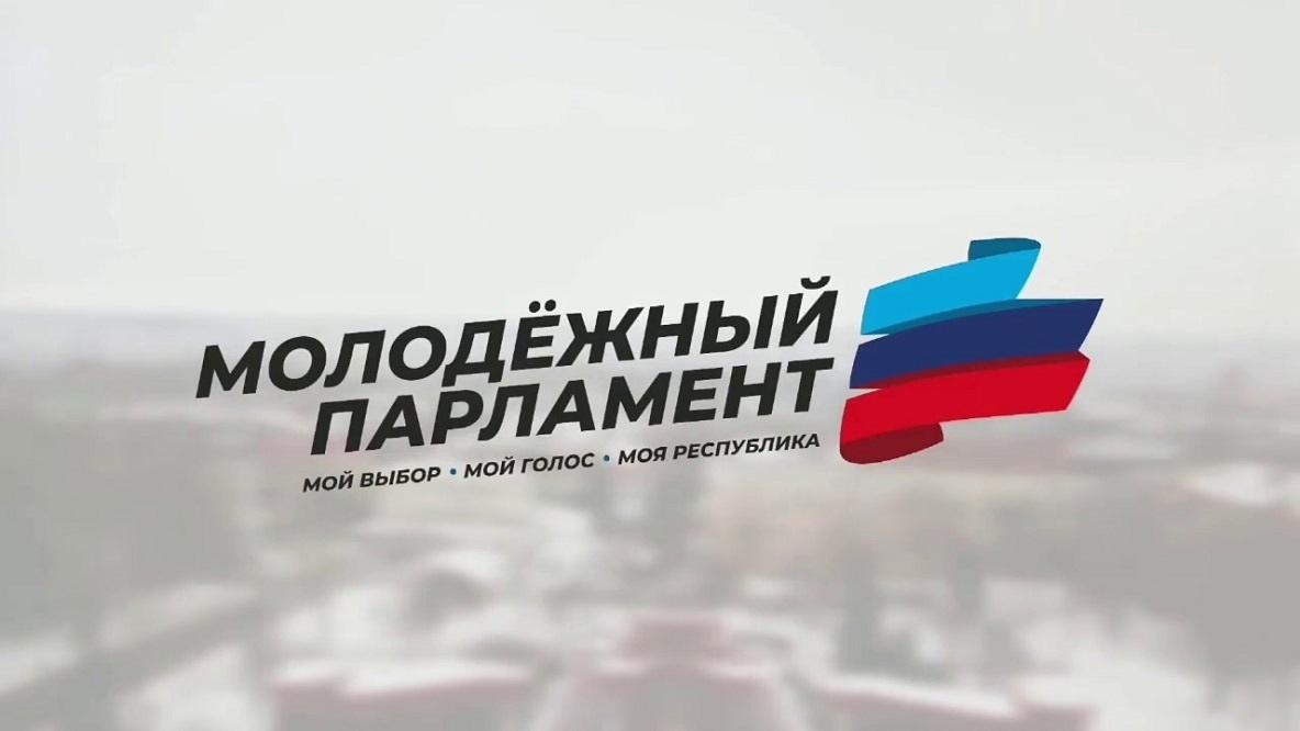 В ЛНР утвердили основной и резервный состав Молодёжного парламента 1