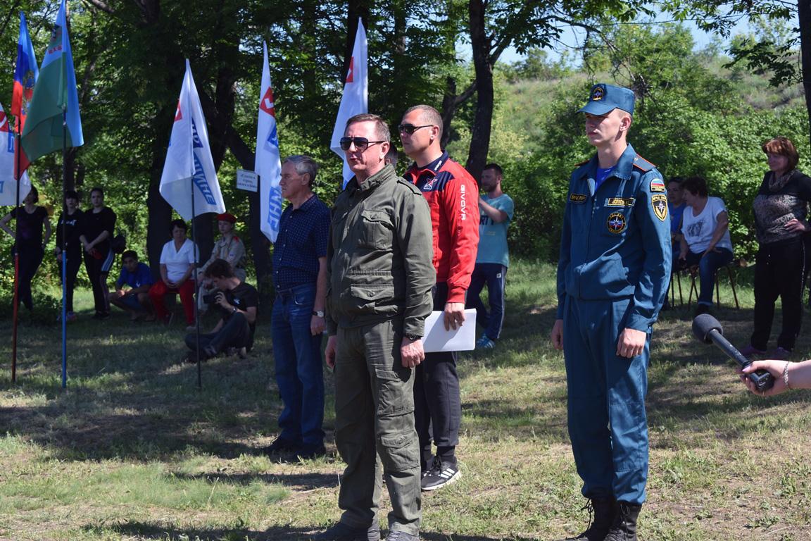 В Брянке прошла военно-спортивная игра «Зарница – 2021» 2