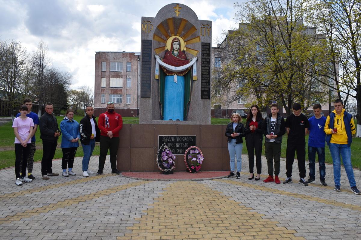 Память погибших в Одессе почтили жители разных городов ЛНР 3