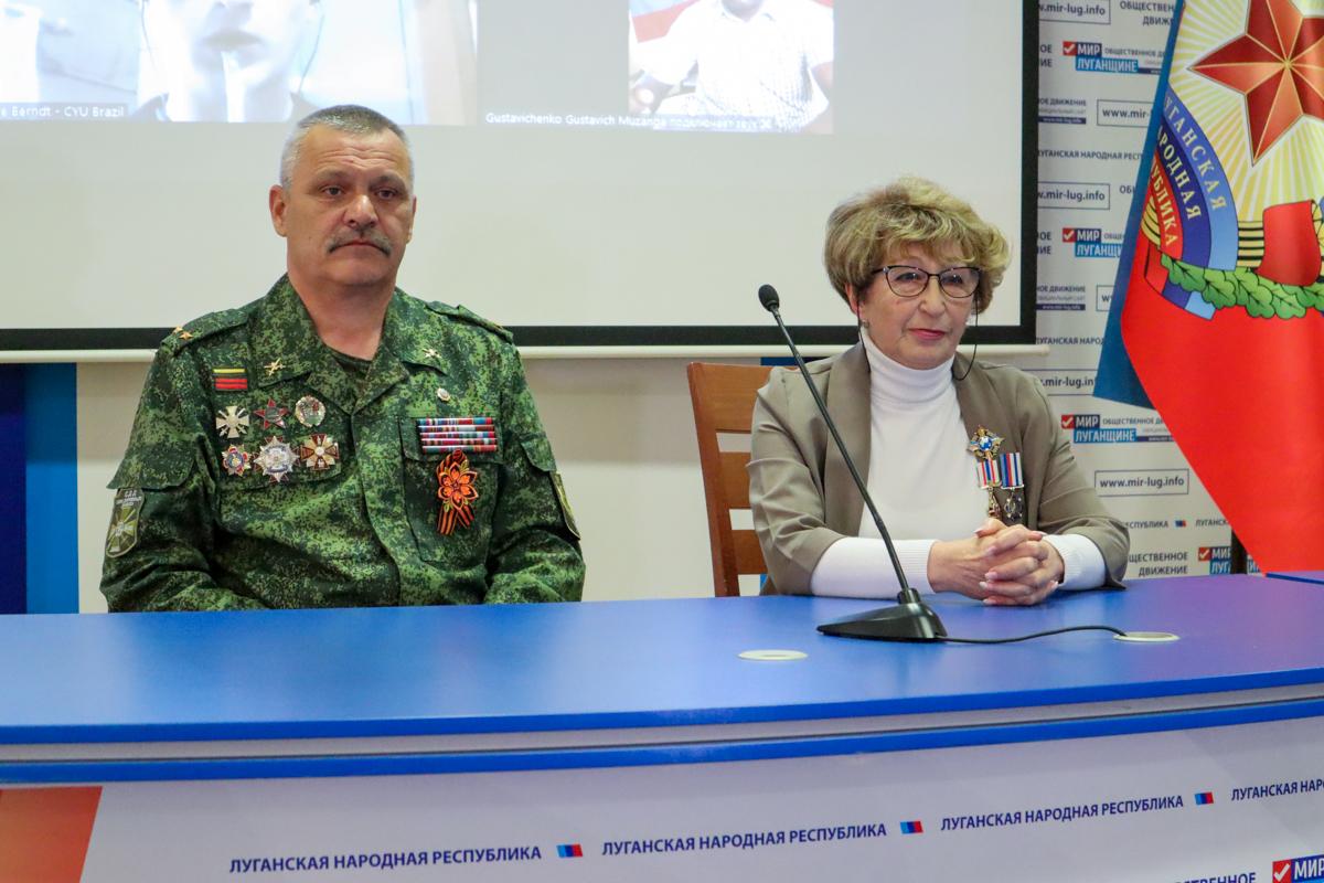 В ЛНР провели встречу о самоопределении Республики с представителями Абхазии и Бразилии 2