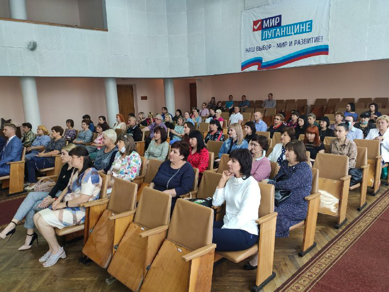 В Кировске поздравили работников социальной сферы 2