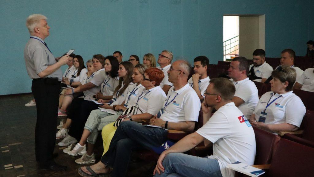 В «Королевских скалах» прошел первый день образовательного форума «Политический лидер» 4
