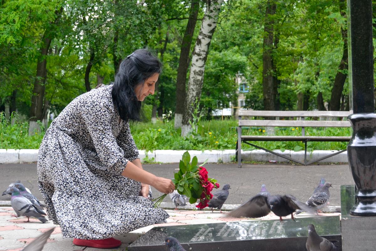 Память российских журналистов, погибших от агрессии ВСУ, почтили в Ровеньках 2