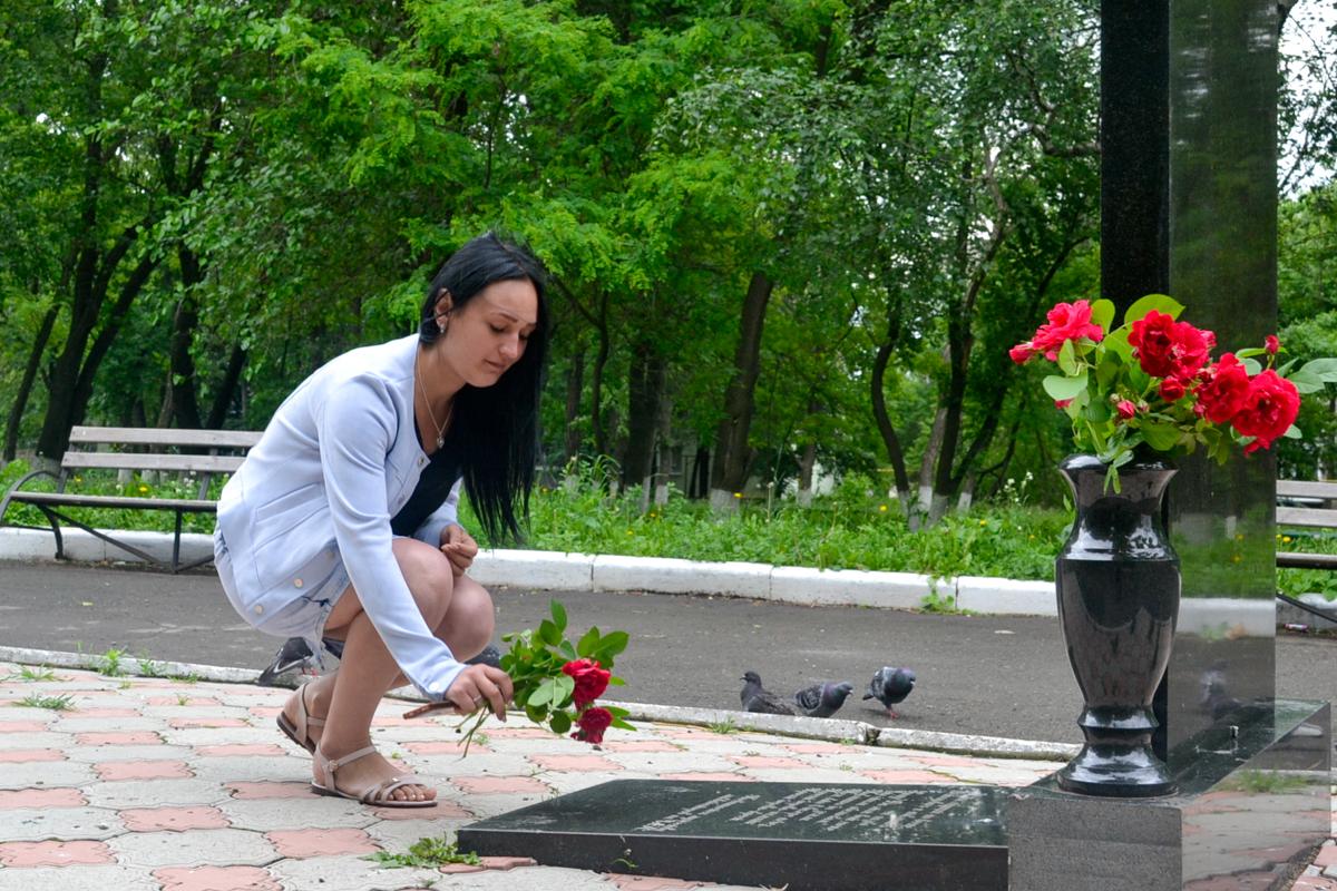 Память российских журналистов, погибших от агрессии ВСУ, почтили в Ровеньках