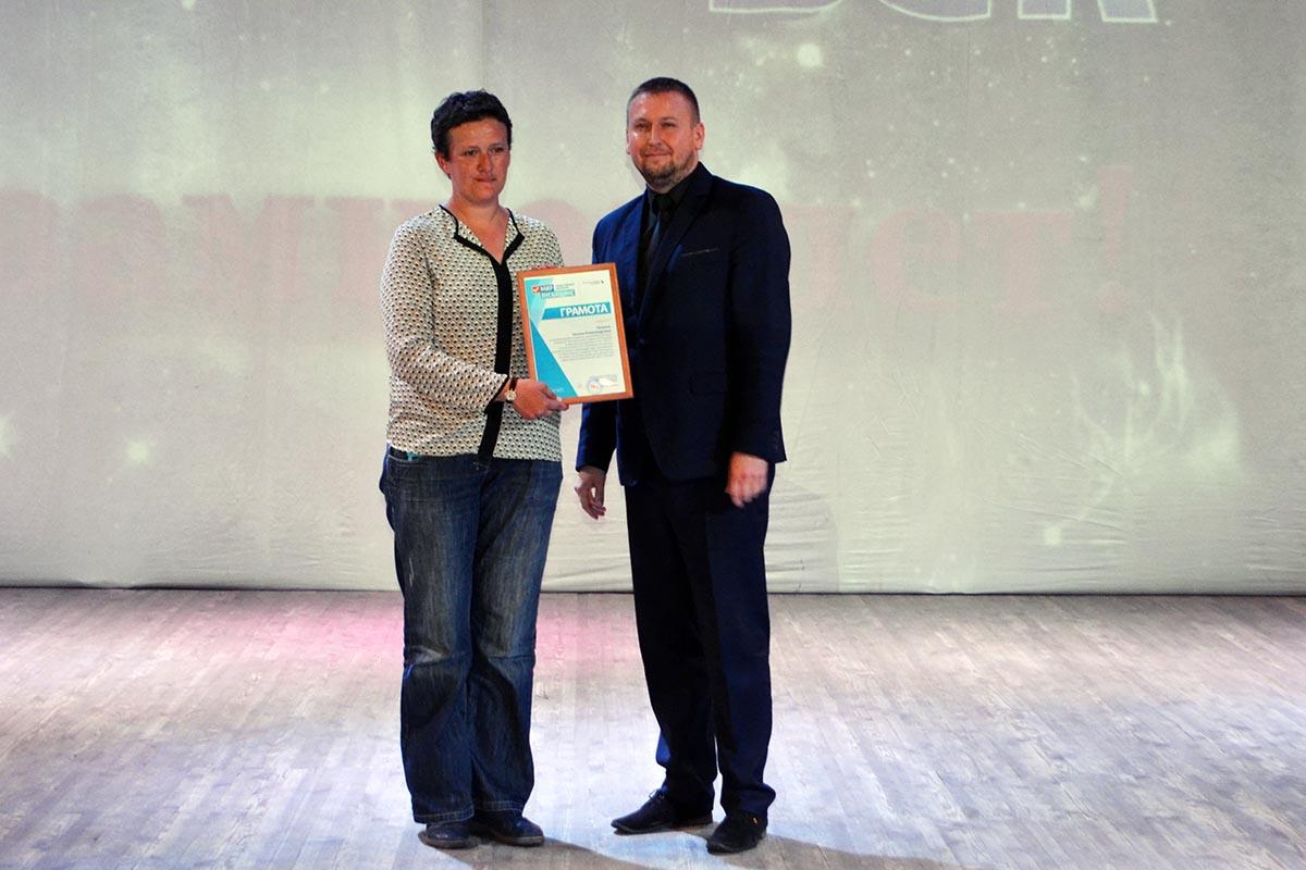 Денис Мирошниченко поздравил коллектив газеты «XXI век» 5