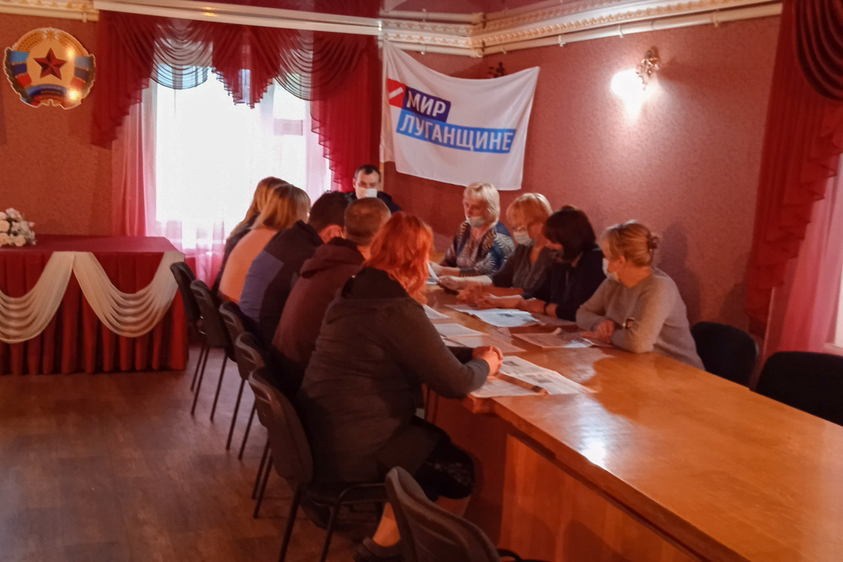 В ЛНР состоялись памятные мероприятия к 7-й годовщине авиаудара ВСУ по центру Луганска 16