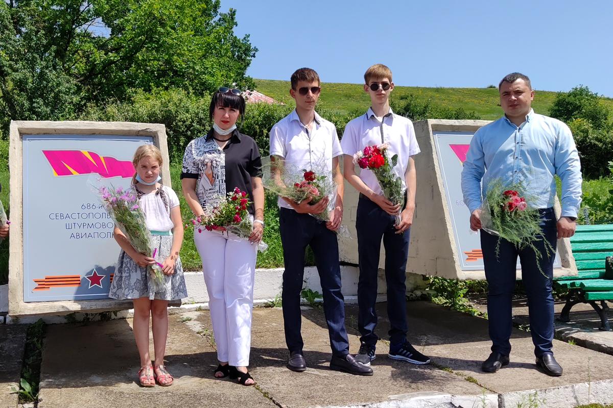 Для учеников вахрушевских учебно-воспитательных комплексов провели экскурсию в музее боевой славы 3