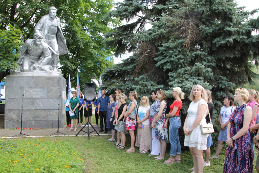 В Антраците состоялся митинг, посвященный Дню партизан и подпольщиков3