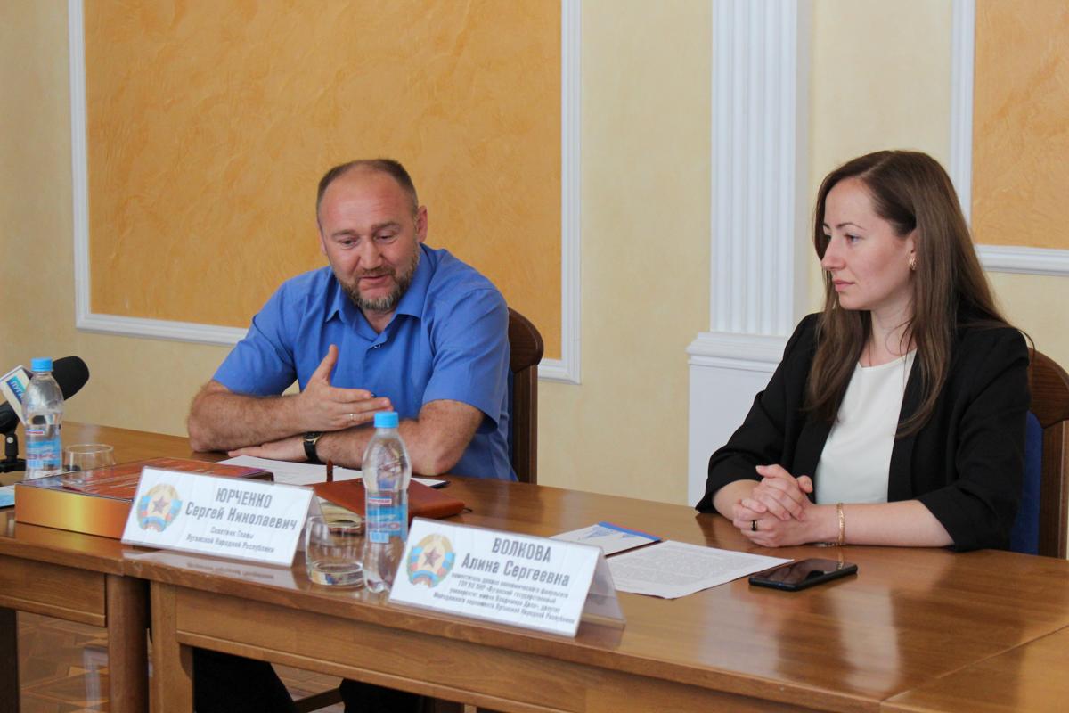 В ЛНР стартует эстафета «Русский Донбасс» 2