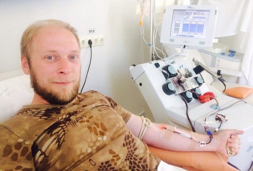 Спасти жизнь ценой крови 1