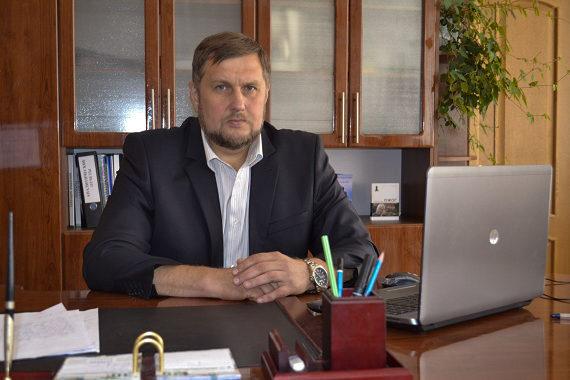 В Лутугино глава Администрации района Евгений Бондарь провёл приём граждан