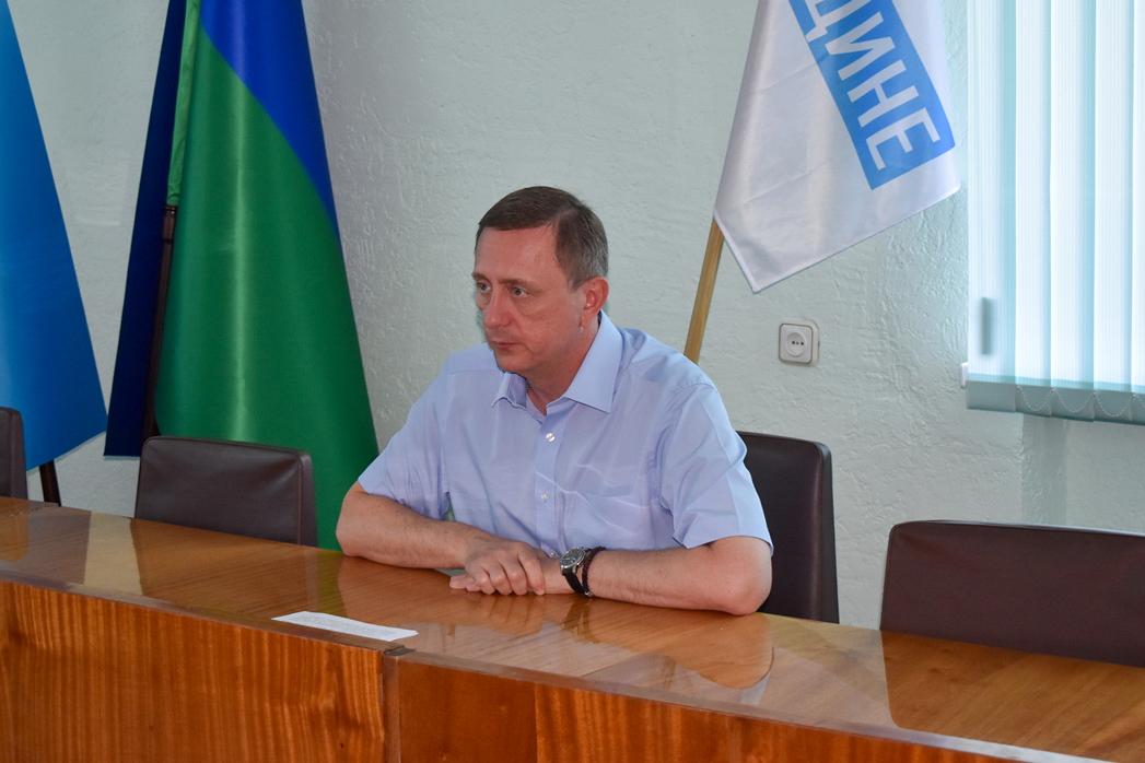 Представители Брянковского теротделения ОД «Мир Луганщине» провели заседание 2