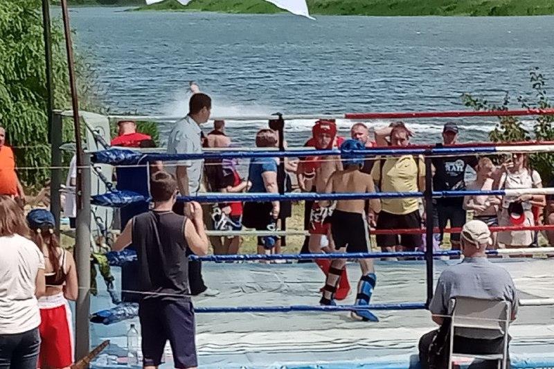 В Лутугино прошел Открытый турнир по единоборствам, посвященный Дню России 1
