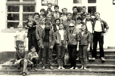 Наследники Героев труда: Молодежные трудовые отряды ЛГПУ 2