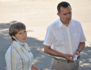 В рамках проекта «Парламентский час» депутаты встретились с жителями Ирмино