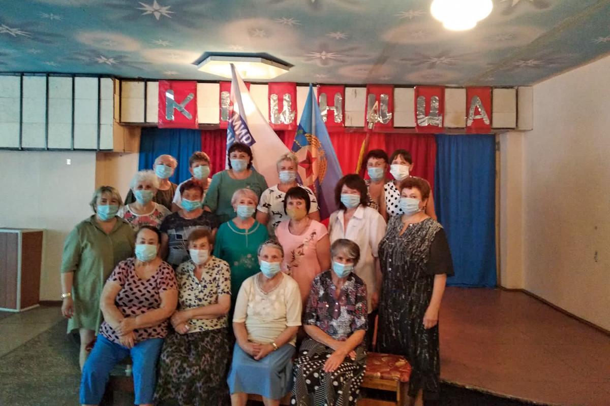 В Суходольске состоялась встреча активистов проекта «Забота о ветеранах»