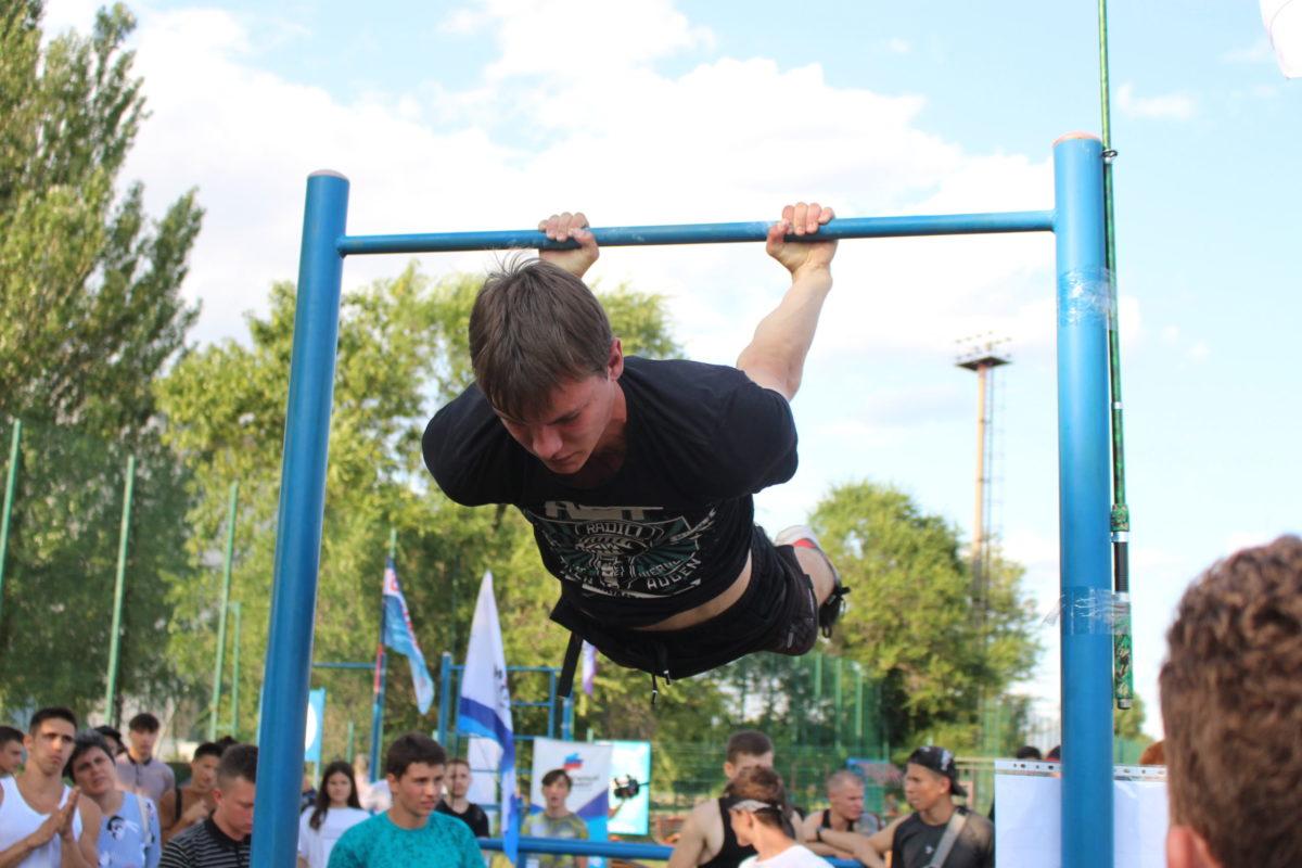 В Луганске состоялся спортивный фестиваль «Здоровая нация» 3