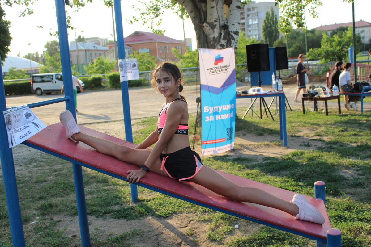 В Луганске состоялся спортивный фестиваль «Здоровая нация» 2