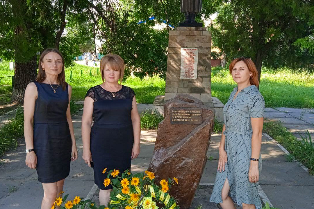 Заседание круглого стола «Сохранение исторической памяти» состоялось в Лутугино 3