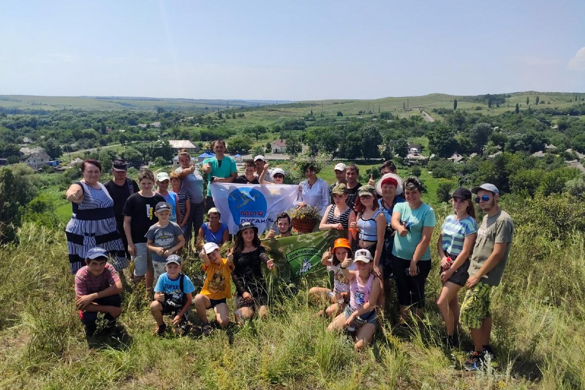 Жители посёлка Ящиково приняли участие в фото-туре «Красоты нашего посёлка»