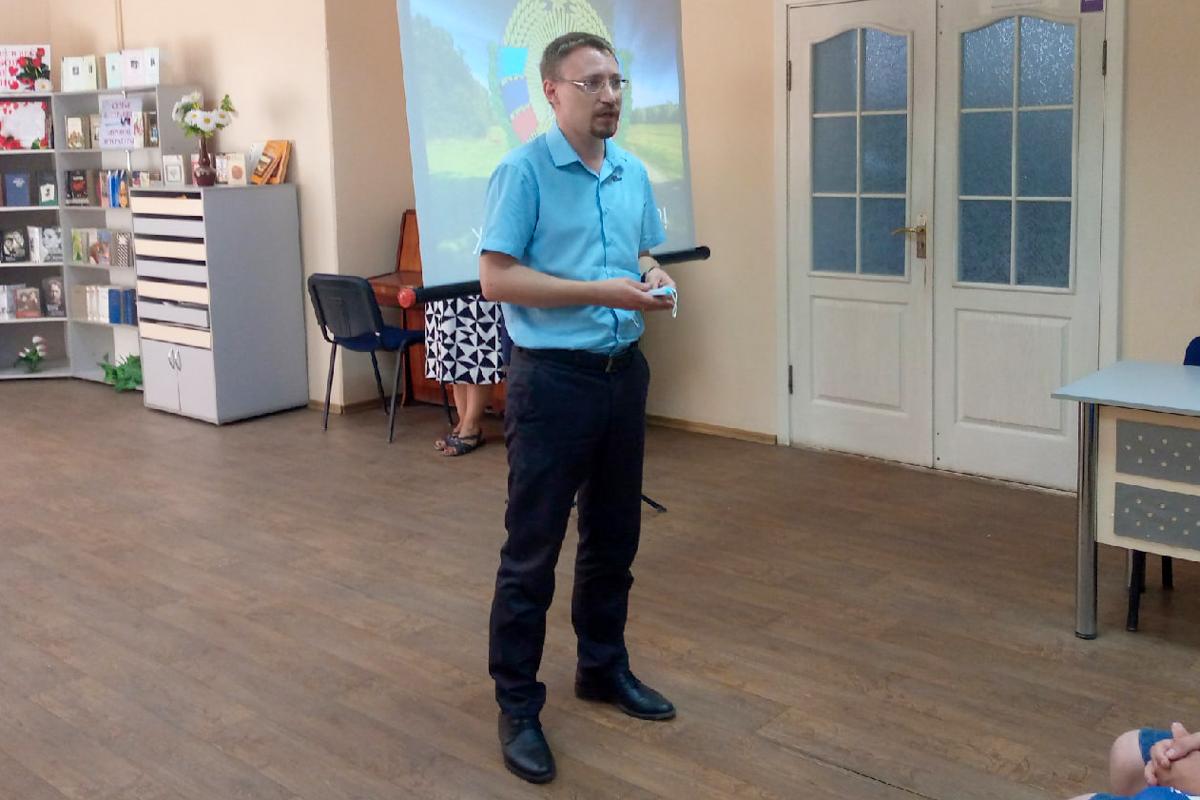 Час памяти «Помним. Артобстрел города Луганска 18.07.2014» провели в Алчевске 3