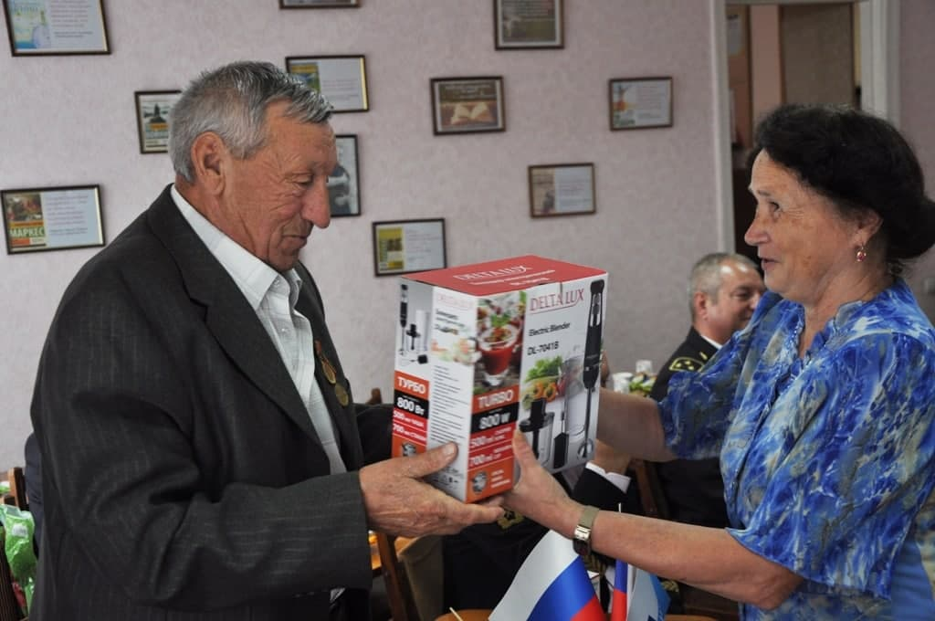 В Стаханове состоялась встреча «Гордое имя шахтер!» 4
