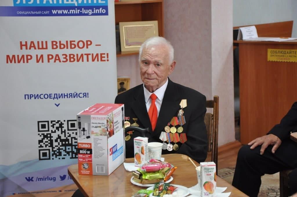 В Стаханове состоялась встреча «Гордое имя шахтер!» 5