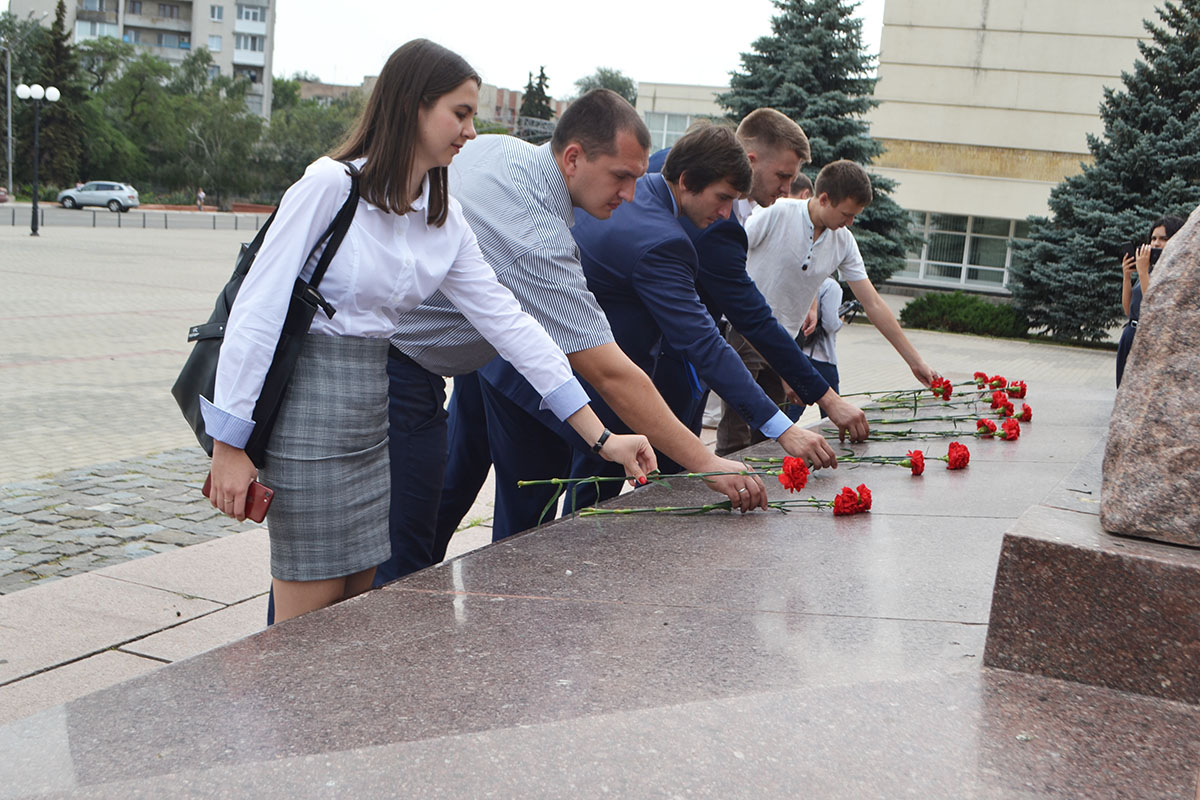 В Краснодоне обсудили вопросы международной молодёжной дипломатии 10