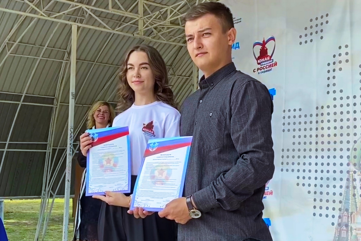Проект «Молодая Гвардия» и Республиканская детская организация «Юная гвардия» подписали меморандум о сотрудничестве