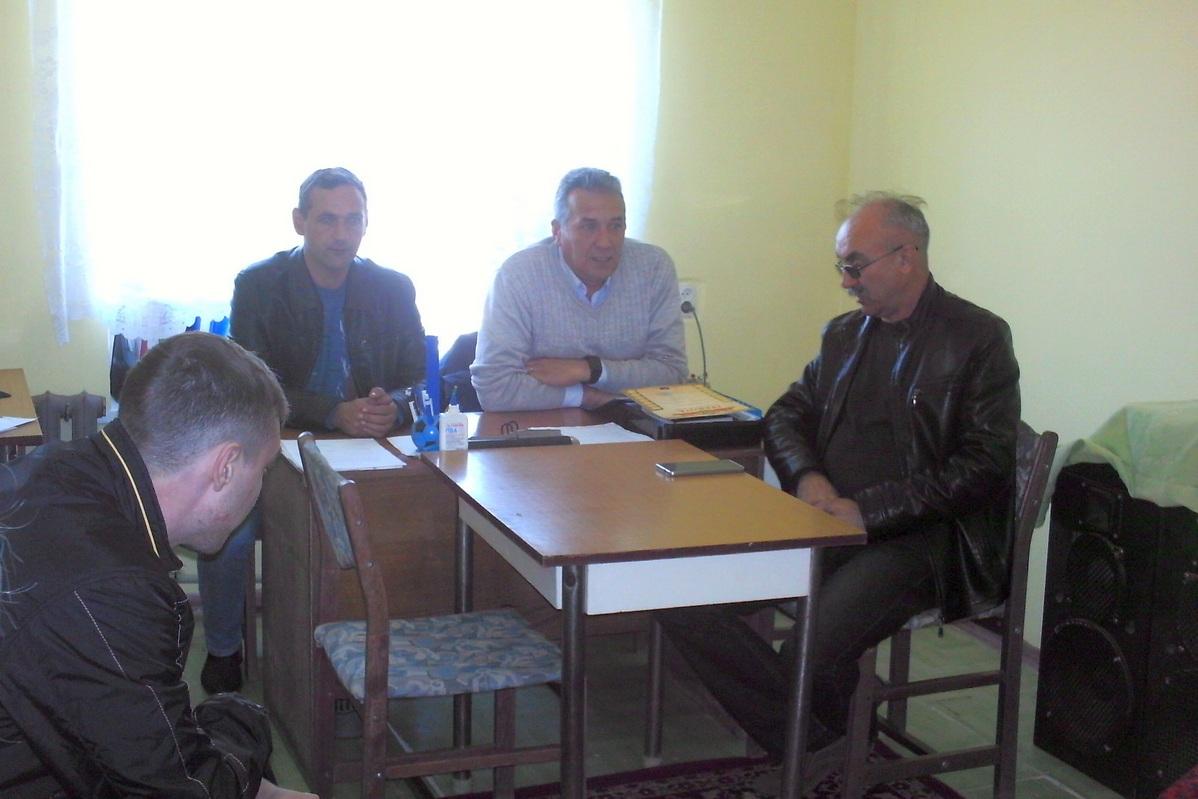 В Кировске прошла встреча активистов Общественного движения «Мир Луганщине» 1