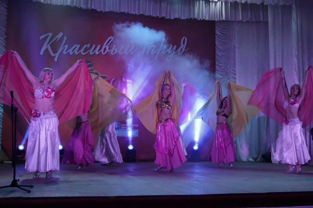 В Луганске прошел гала-концерт конкурса «Красивый труд» – победители получили ценные призы 2
