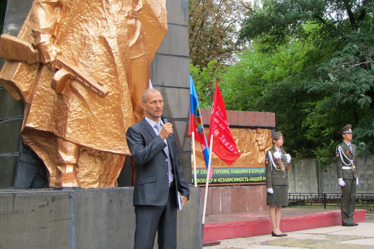 Активисты отметили 78-ю годовщину освобождения Кировска от немецко-фашистских захватчиков 3
