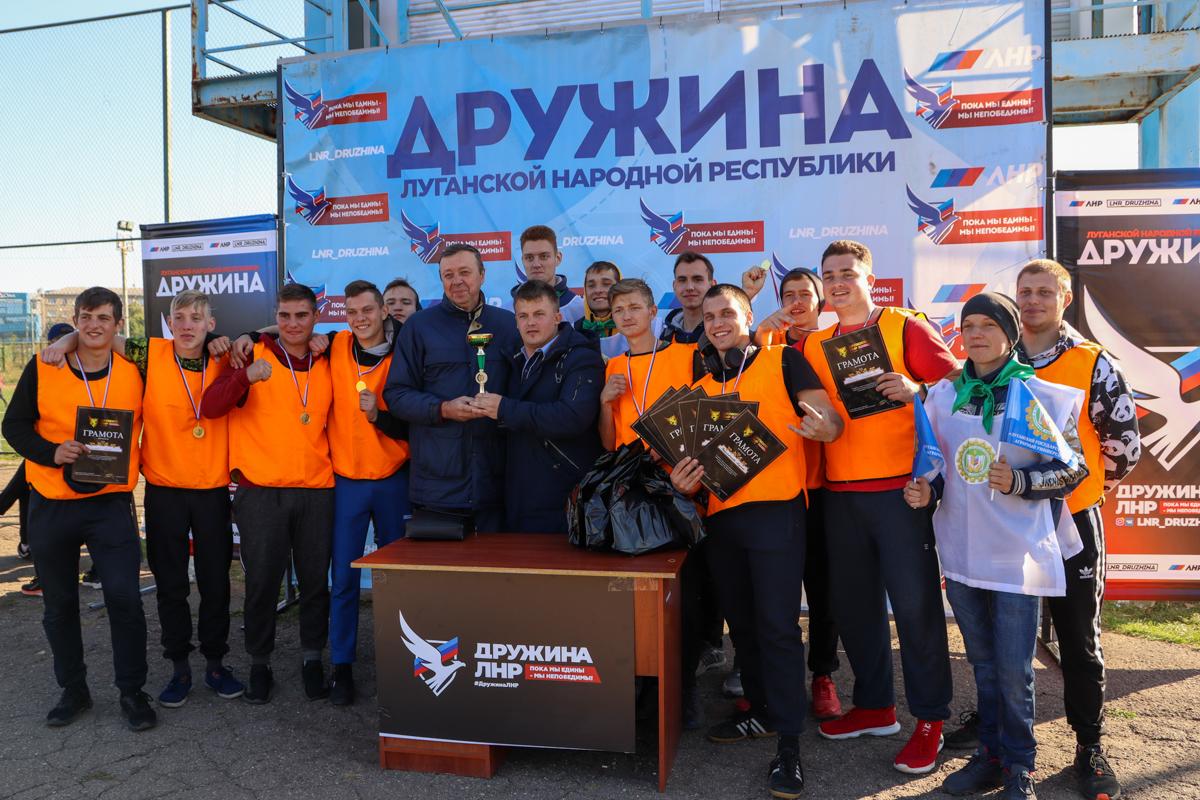«Поколение-2021»: проект «Дружина» провёл олимпиаду среди учебных заведений ЛНР 7