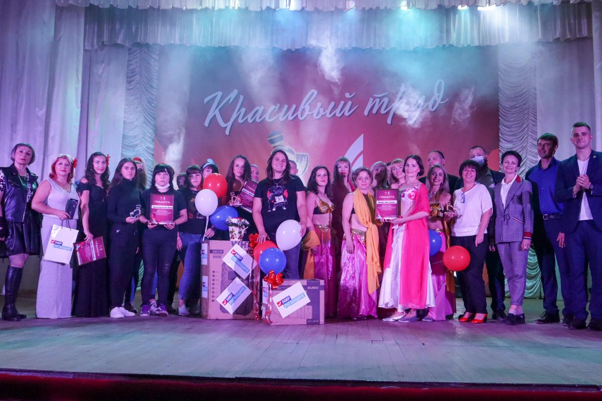 В Луганске прошел гала-концерт конкурса «Красивый труд» – победители получили ценные призы 1