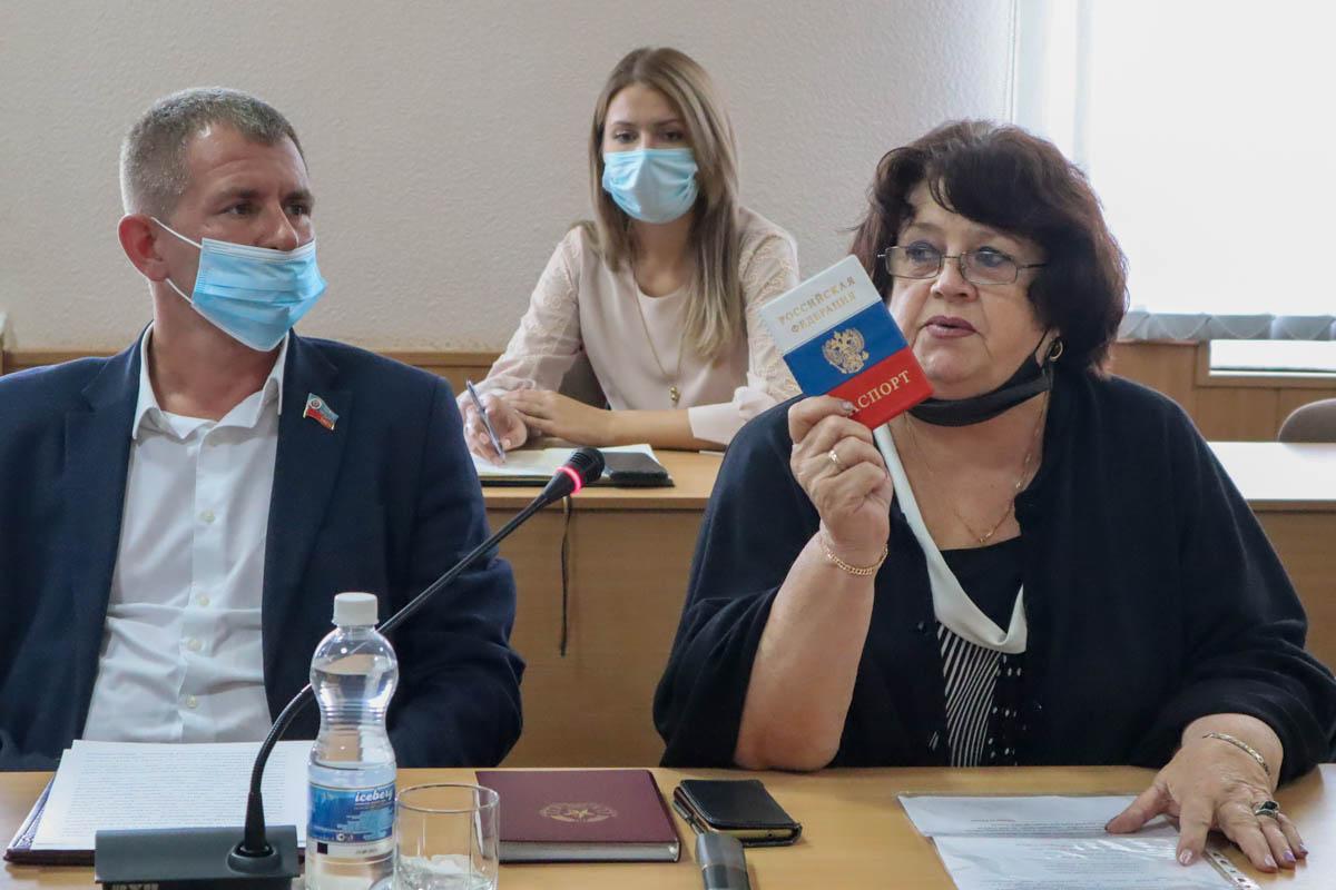 В Алчевске на круглом столе «С Россией едины» обсудили интеграционные процессы между ЛНР, ДНР и Российской Федерации 2