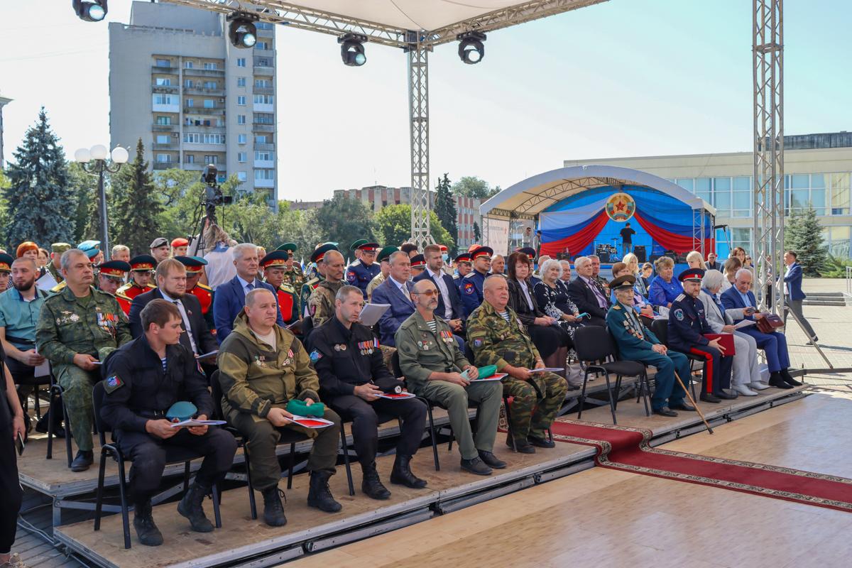 Форум «Они отстояли Родину» прошёл в Краснодоне 4