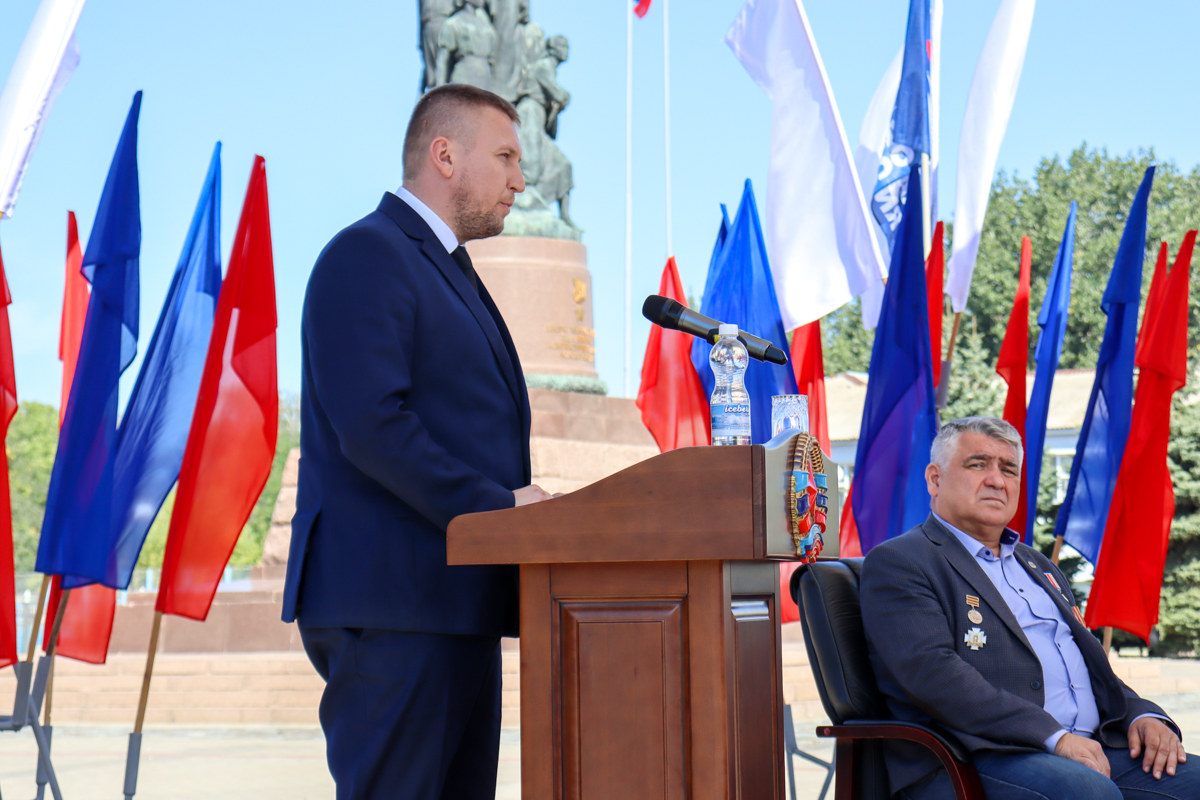 Форум «Они отстояли Родину» прошёл в Краснодоне 3