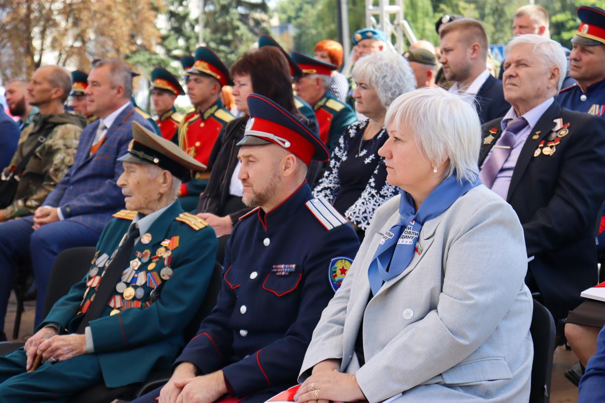Форум «Они отстояли Родину» прошёл в Краснодоне 5